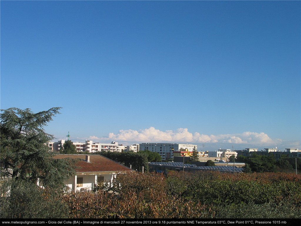webcam Gravina in Puglia
